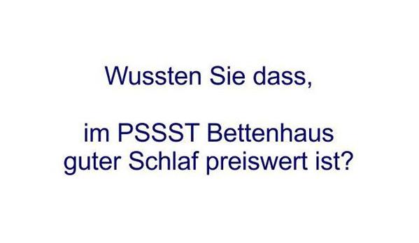 Betten Fachhandel für  Baden-Württemberg